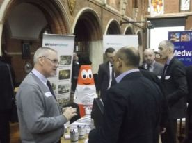 VolkerHighways at Medway's Meet the Buyer event