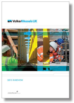 Cover In Review VolkerWessels UK