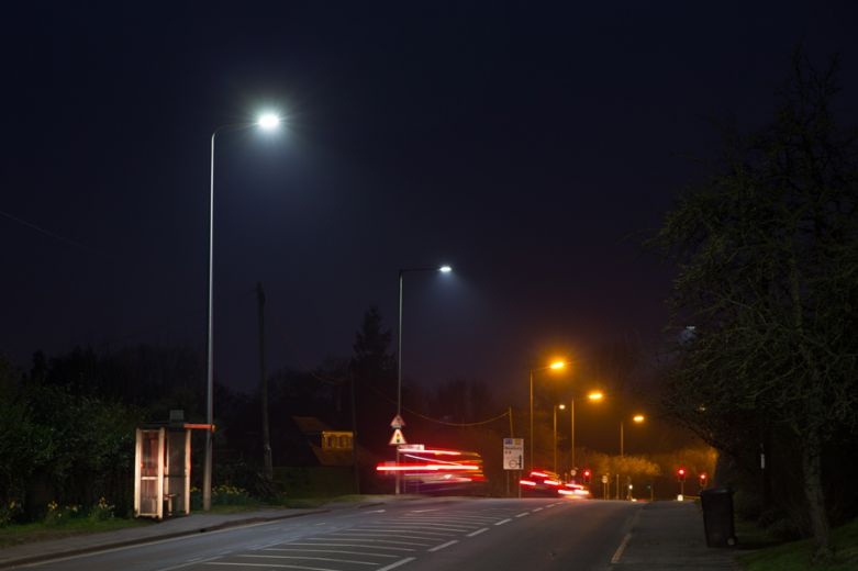 why street lights are important